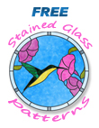 visit our sister site to download more stained glass designs